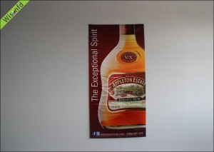 indoor banner product ID WF002