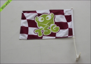 car flag WF007