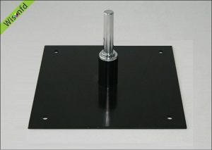 small metal plate base